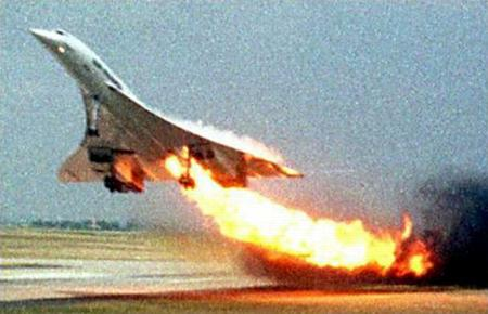 THE UNTOLD STORY OF THE CONCORDE DISASTER