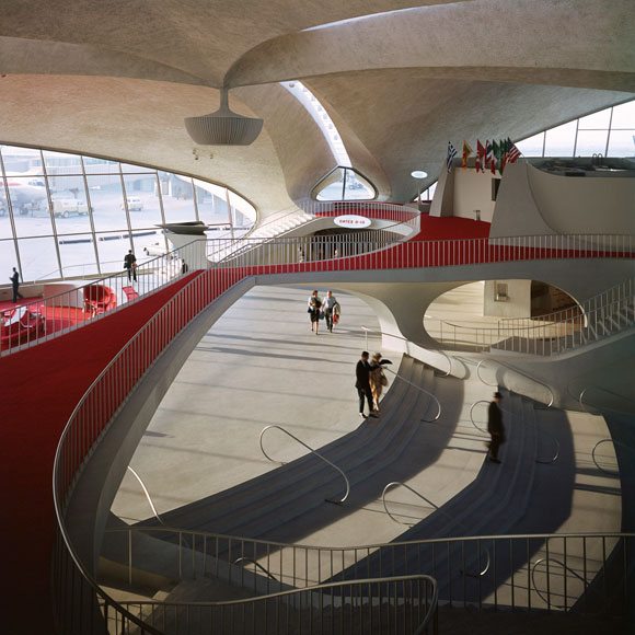 Image gallery old twa terminal jfk for Hotel at jfk terminal