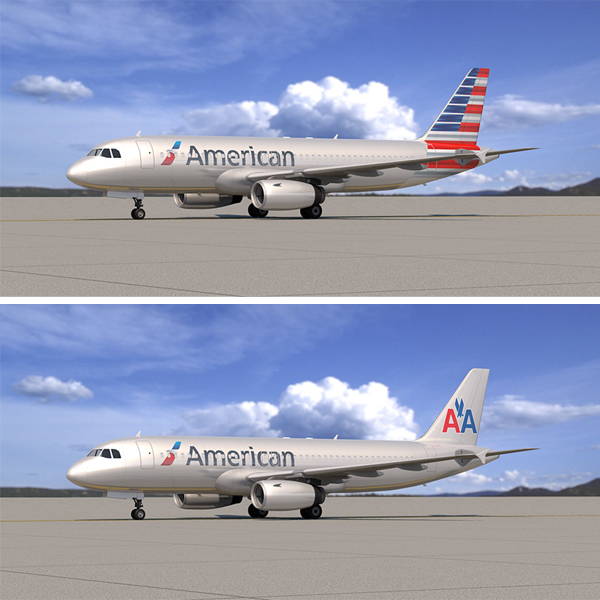 The New American Airlines Livery Etihad Airways Logo Png