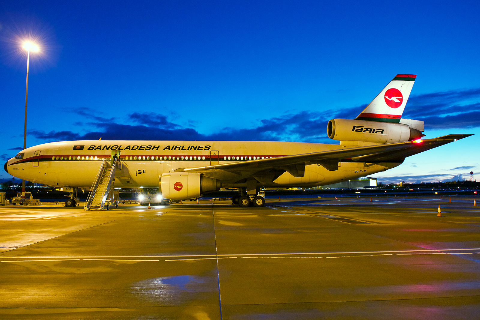 End of the line for the McDonnell Douglas DC-10