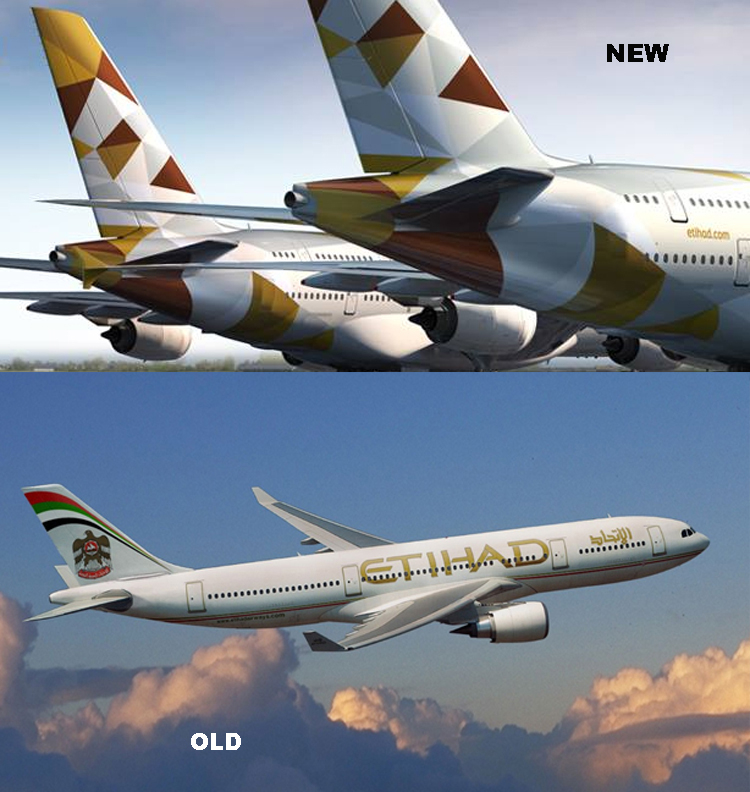 The Newest Airline Livery Designs: The Nightmare Continues