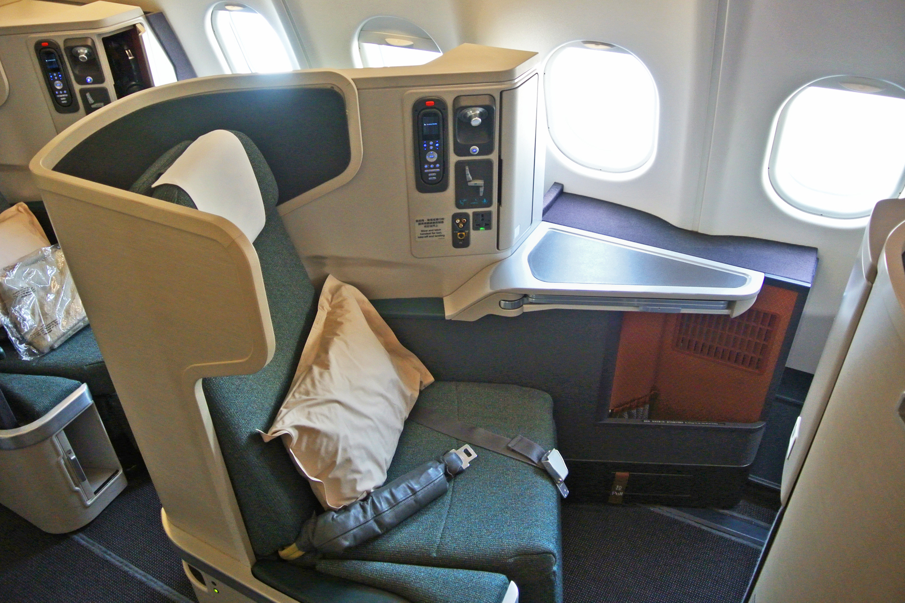cathay pacific new business class interior classes Cathay Pacific A330 Seat