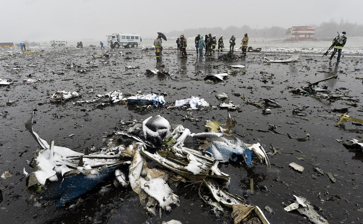 Flydubai Crash