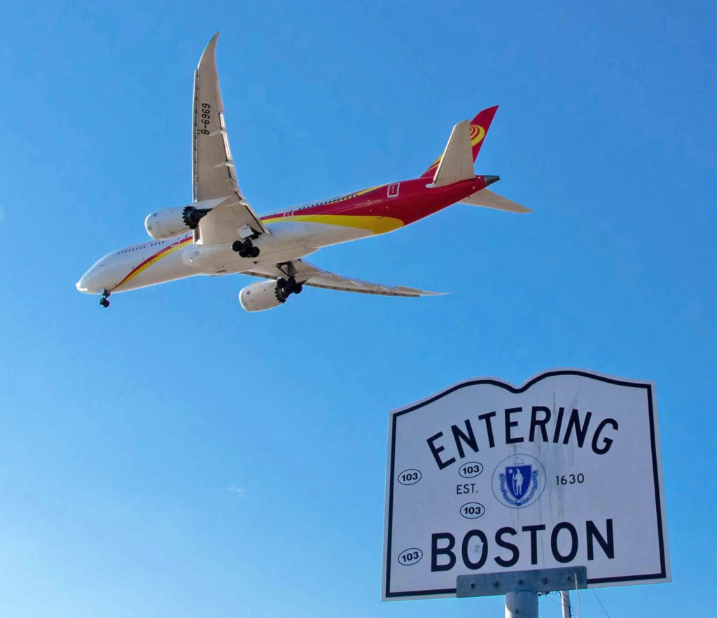 Boston Goes Global: From Logan to the World
