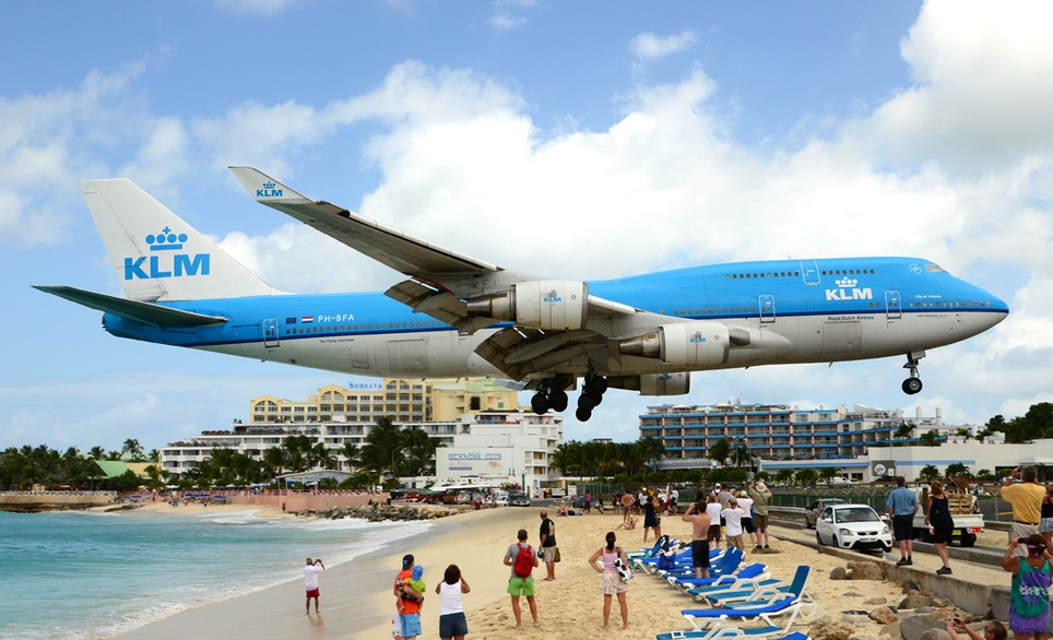 Letter From Maho Beach