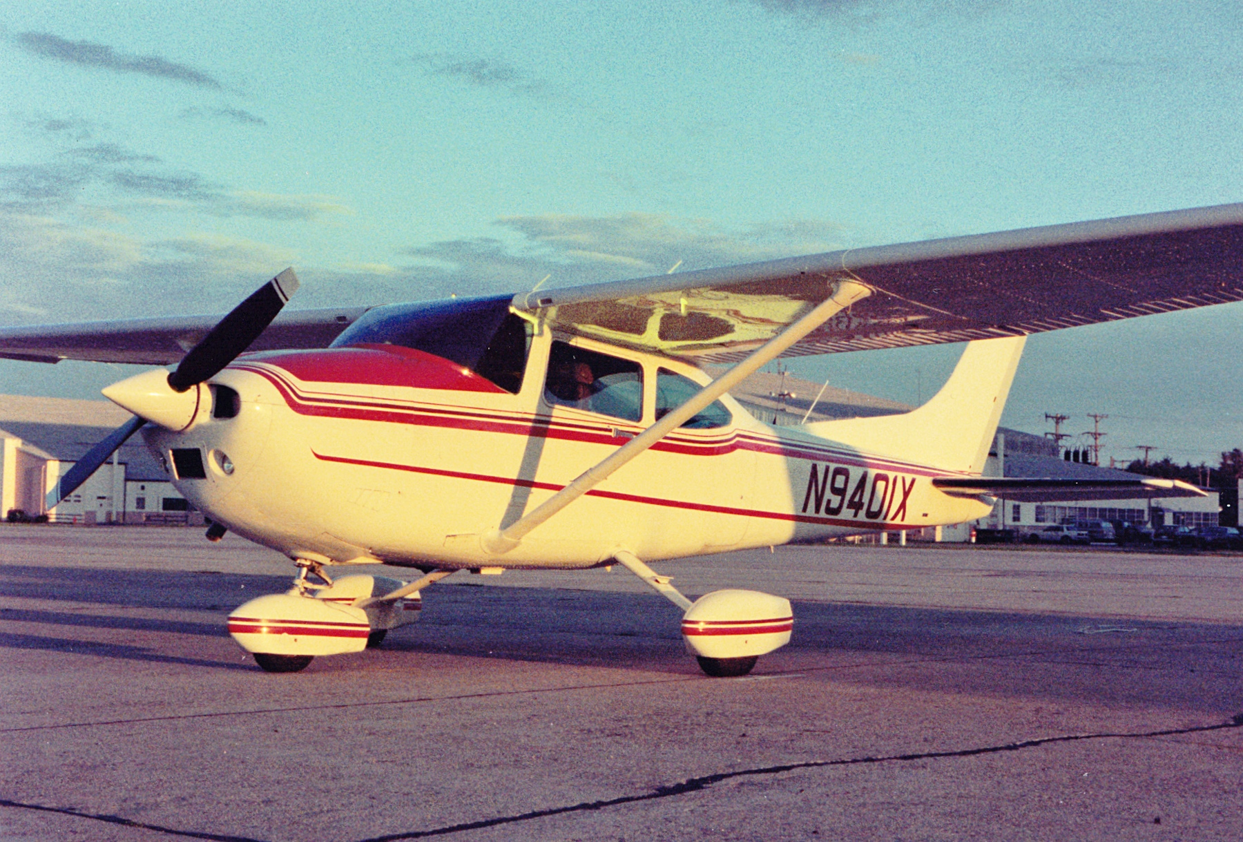The Noisy, Sweaty Hell of Small Planes