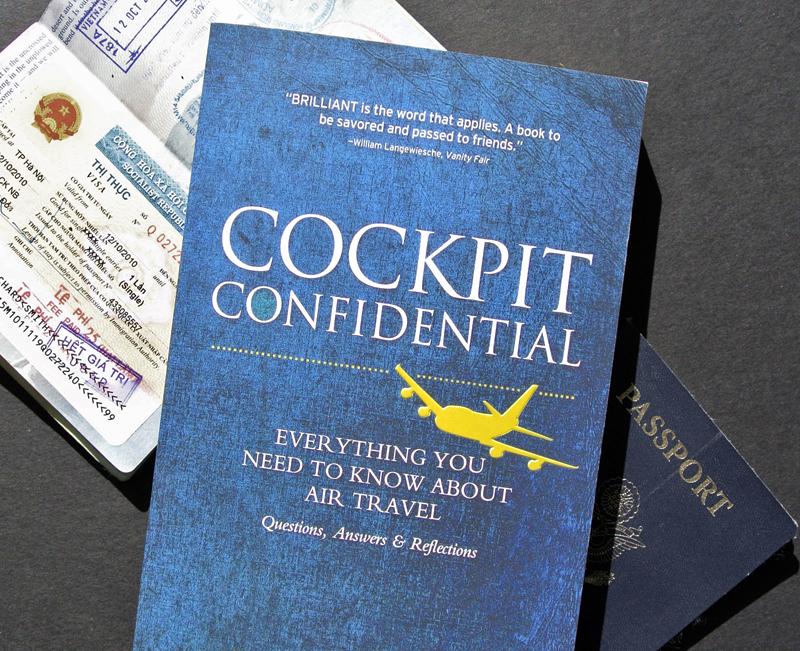 Book with Passport (wide version)