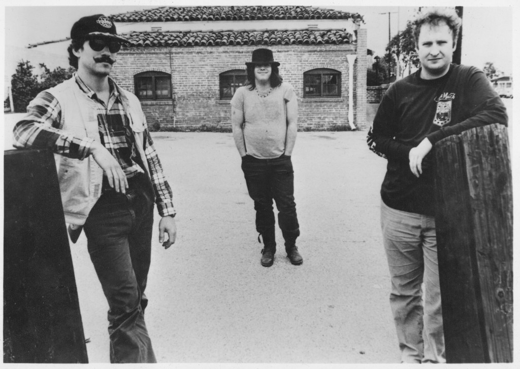 Greg Norton, Grant Hart, Bob Mould.   (SST promo picture)