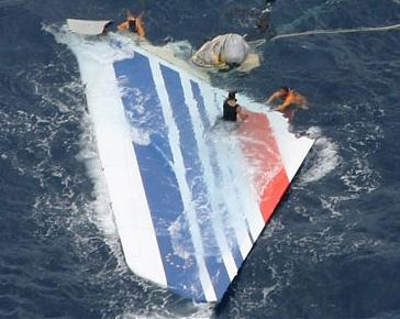AF 447 Wreckage