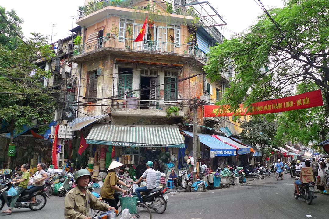 Hanoi, Street Scene