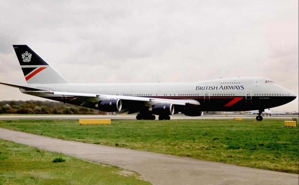 BA Classic 747