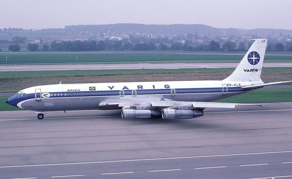 VARIG Classic 707