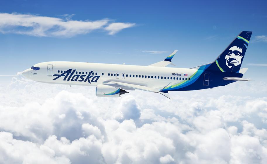 Alaska Airlines New