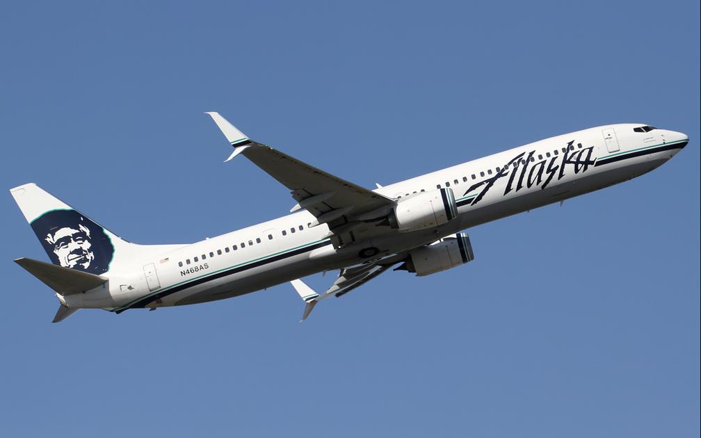 Alaska Airlines Old