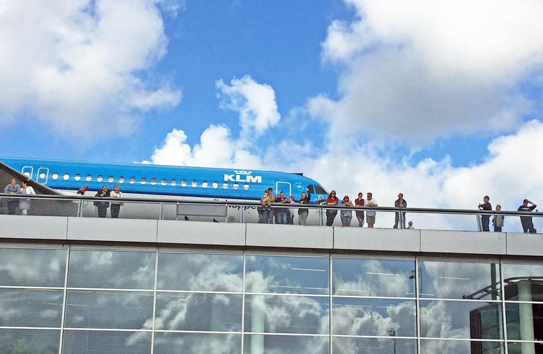 Schiphol Observation Deck