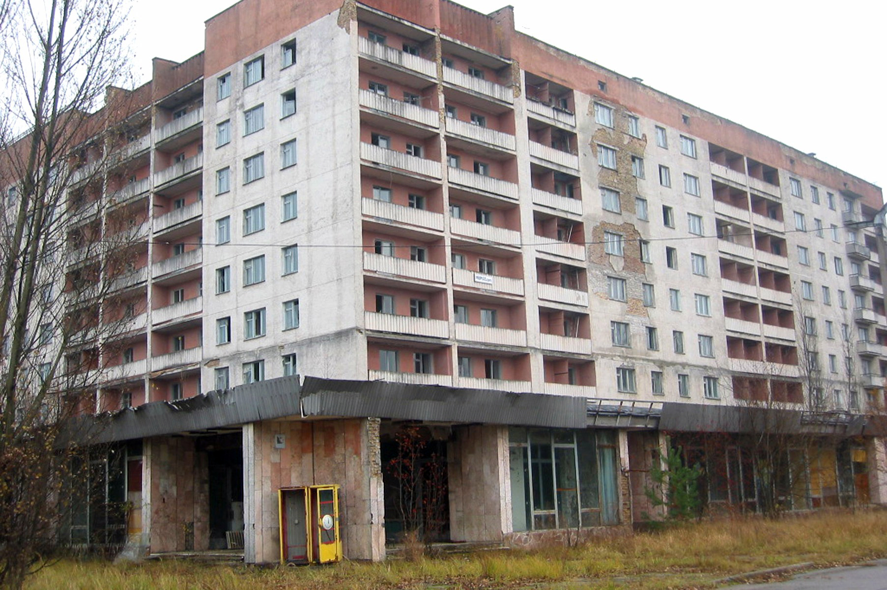Chernobyl Pripyat Apartments