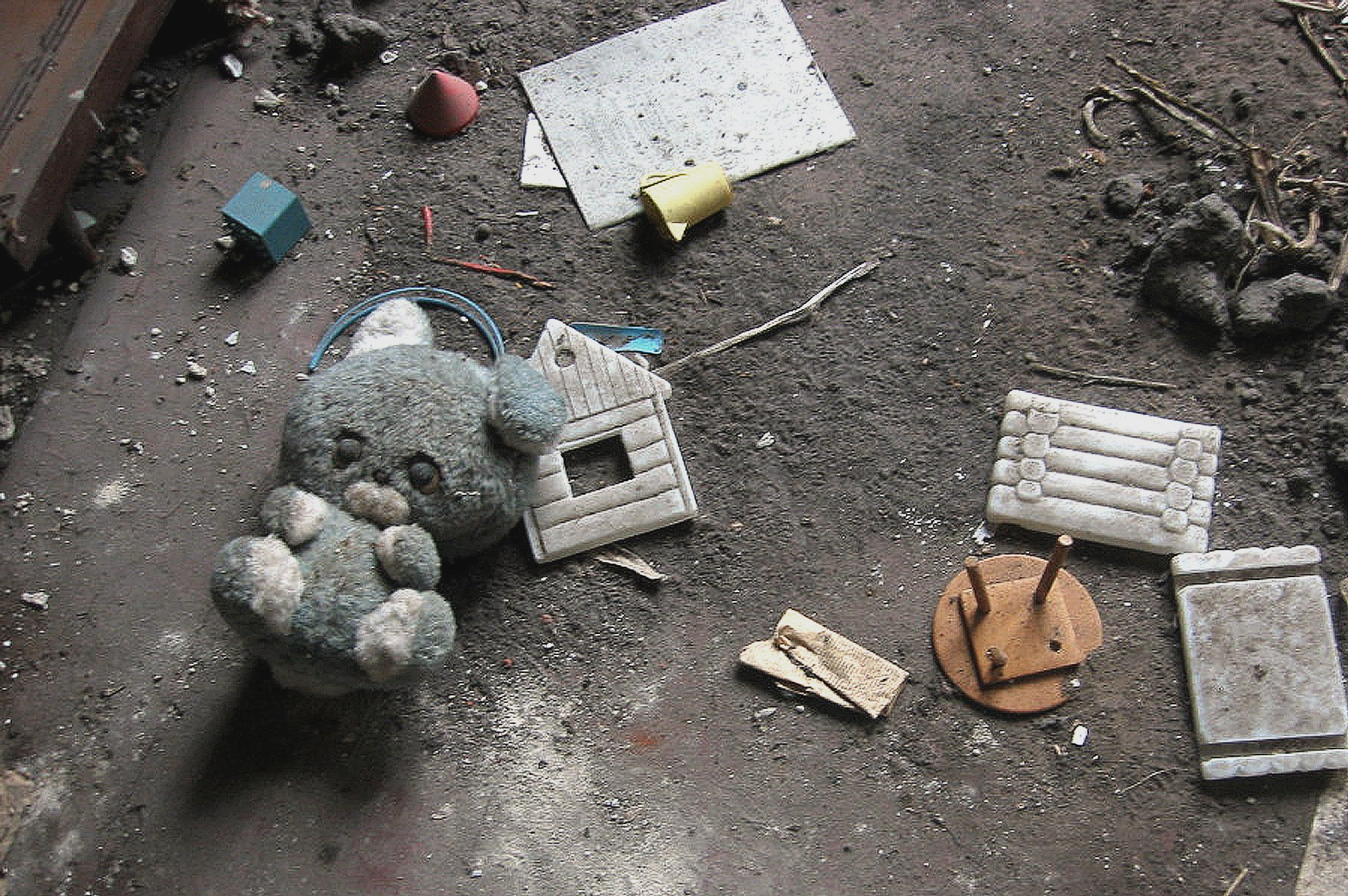 Chernobyl Pripyat Toys